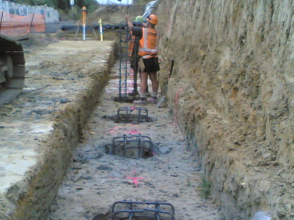 Piling Contractors Auckland Ground Structures